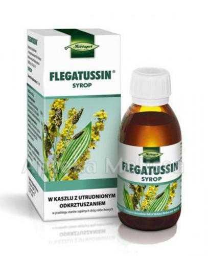 FLEGATUSSIN Syrop - 115 ml