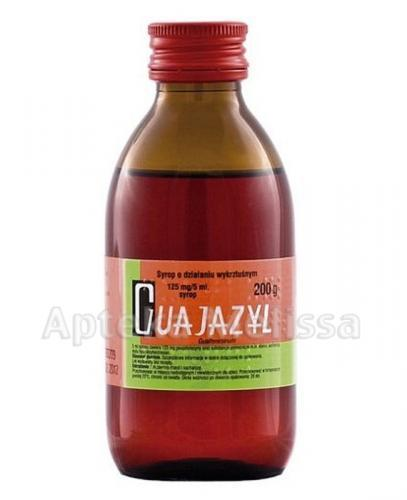 GUAJAZYL Syrop 125 mg/5 ml - 200 g - Apteka internetowa Melissa