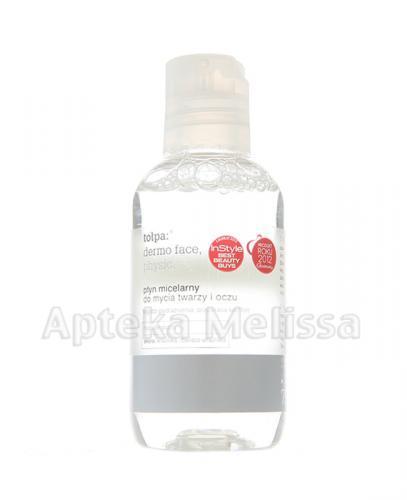 TOŁPA DERMO FACE PHYSIO Płyn micelarny do mycia twarzy i oczu - 75 ml - Apteka internetowa Melissa