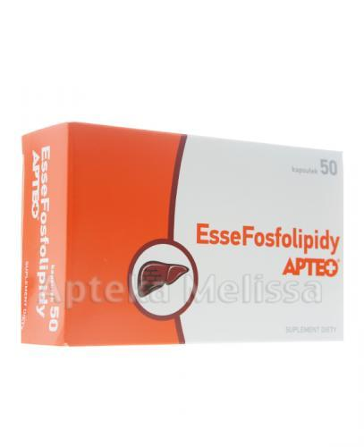 APTEO ESSEFOSFOLIPIDY - 50 kaps.