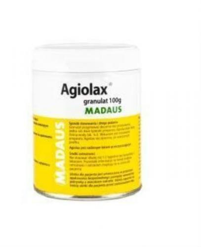 AGIOLAX Granulat ziołowy - 100 g - Apteka internetowa Melissa