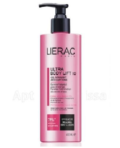 LIERAC ULTRA BODY LIFT 10 Wyszczuplająco-drenujące serum antycellulitowe - 400 ml