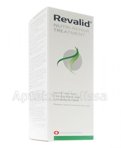 REVALID Kuracja odżywczo-regenerująca do włosów zniszczonych - 150 ml - Apteka internetowa Melissa