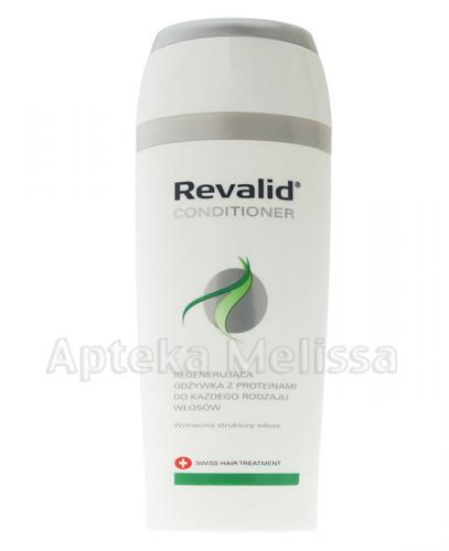Revalid Odżywka do włosów z proteinami - Apteka internetowa Melissa
