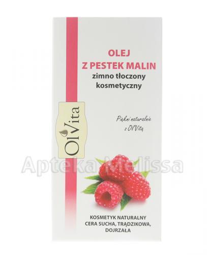 OLVITA Olej z pestek malin - 30 ml - Apteka internetowa Melissa