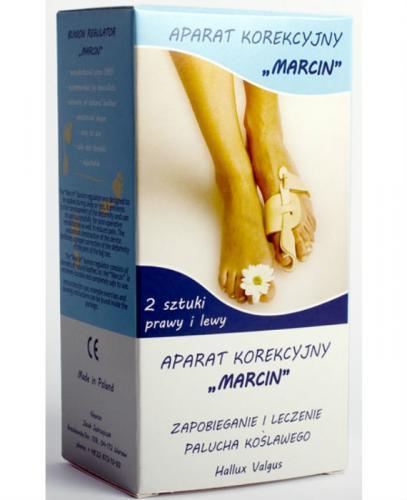 MARCIN I Aparat korekcyjny na noc - 2 szt. - Apteka internetowa Melissa