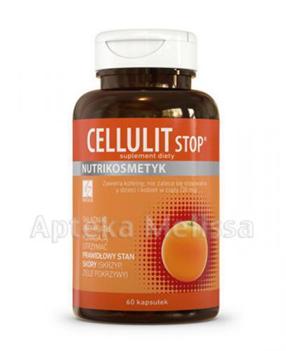 CELLULIT STOP - 60 kaps.