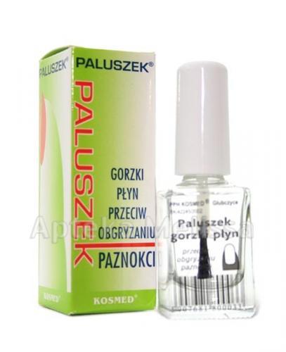 PALUSZEK Gorzki płyn przeciw obgryzaniu paznokci - 10 ml - Apteka internetowa Melissa