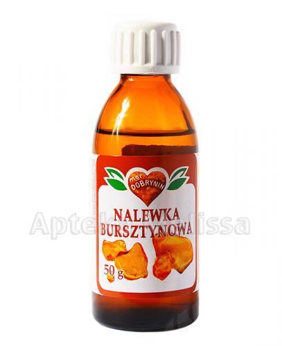 NALEWKA BURSZTYNOWA Roztwór na skórę - 50 mg - Apteka internetowa Melissa