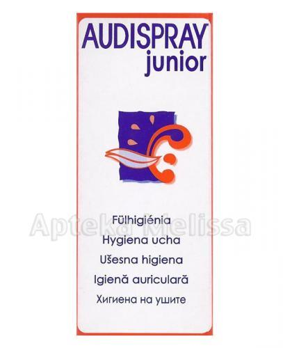 AUDISPRAY JUNIOR - 25 ml  - Apteka internetowa Melissa