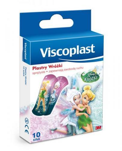 VISCOPLAST Plastry dla dzieci wróżki - 10 szt. - Apteka internetowa Melissa