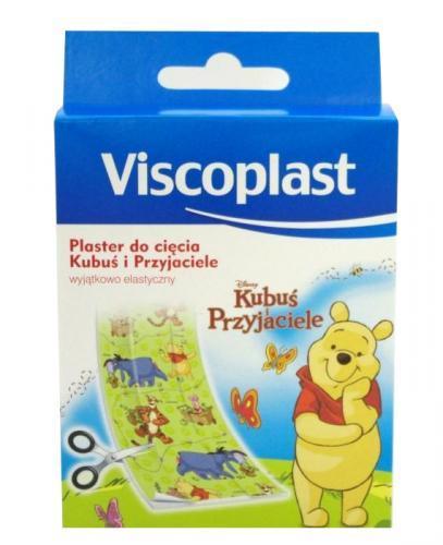VISCOPLAST Plaster do cięcia kubuś i przyjaciele - 1 szt. - Apteka internetowa Melissa