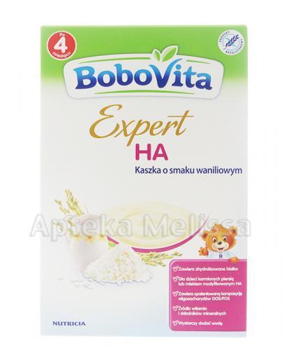 BOBOVITA EXPERT HA Kaszka o smaku waniliowym - 200 g - Apteka internetowa Melissa