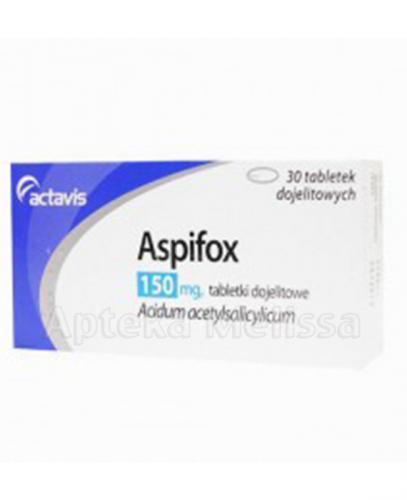 ASPIFOX 75mg - 30 tabl. - Apteka internetowa Melissa