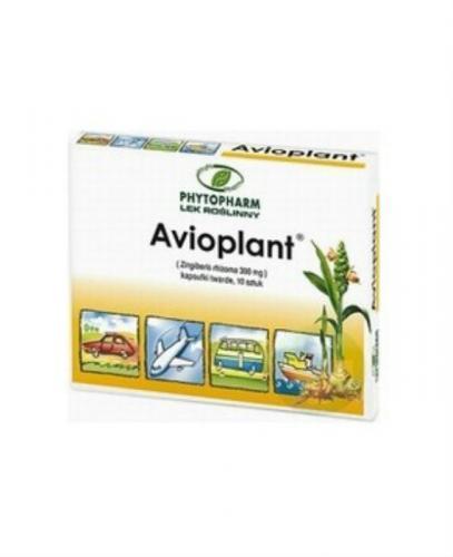 AVIOPLANT 250 mg - 10 kaps. - Apteka internetowa Melissa