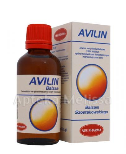 AVILIN BALSAM (wg rec. prof. Szostakowskiego) - 100 ml - Apteka internetowa Melissa