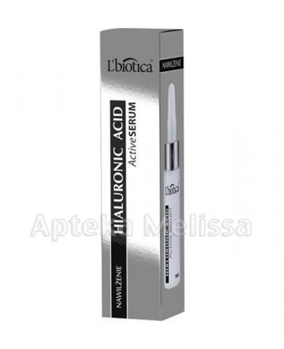 LBIOTICA HIALURONIC ACID ACTIVE SERUM - 10 ml - Apteka internetowa Melissa