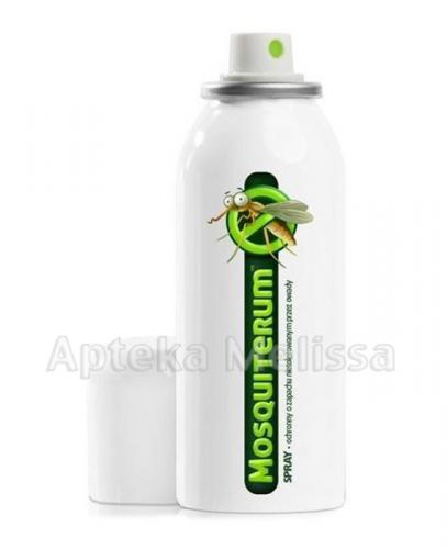 MOSQUITERUM Spray ochronny przeciwko owadom - 100 ml - Apteka internetowa Melissa
