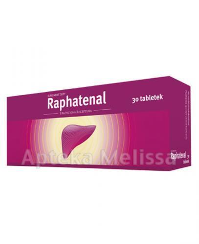 RAPHATENAL - 30 tabl.