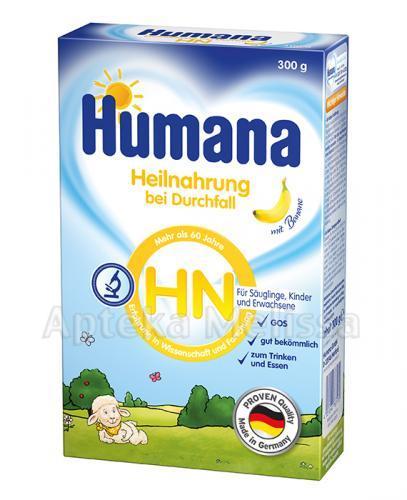 HUMANA HN Produkt z prebiotykiem - 300 g  - Apteka internetowa Melissa