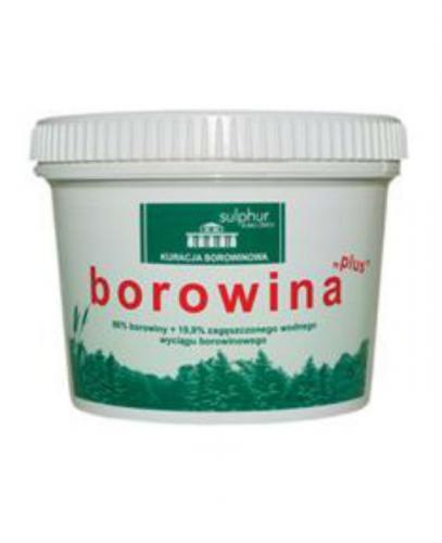 BOROWINA PLUS Pasta - 1 kg