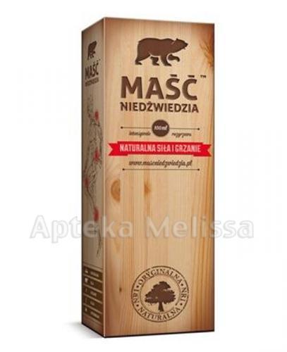 MAŚĆ NIEDŹWIEDZIA Naturalna siła i grzanie - 100 ml - Apteka internetowa Melissa