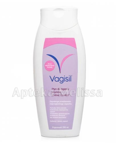 VAGISIL ODOUR CONTROL Płyn do higieny intymnej - 250 ml - Apteka internetowa Melissa