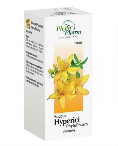 SUCCUS HYPERICI Płyn doustny - 100 ml