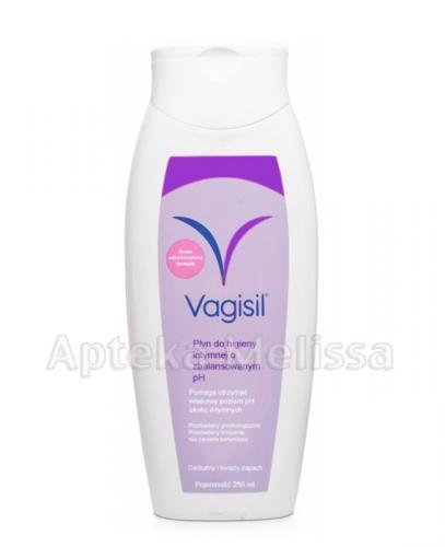 VAGISIL INTIMA Płyn do higieny intymnej o zbalansowanym pH - 250 ml - Apteka internetowa Melissa
