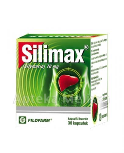 SILIMAX 70 mg - 30 kaps.