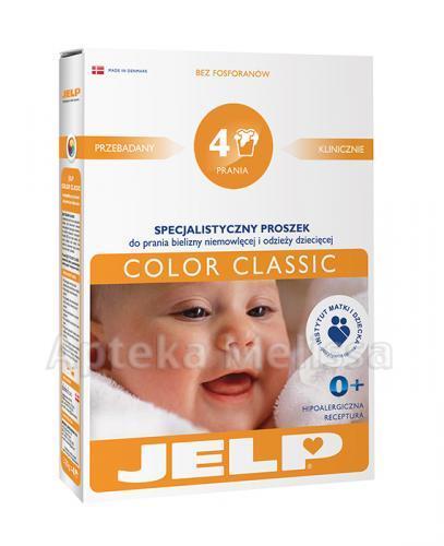 JELP Proszek color classic - 320 g - Apteka internetowa Melissa
