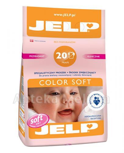 JELP Proszek color soft - 1,6 kg