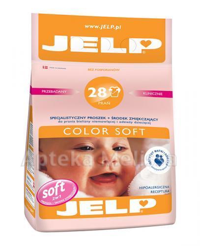 JELP Proszek color soft - 2,24 kg - Apteka internetowa Melissa