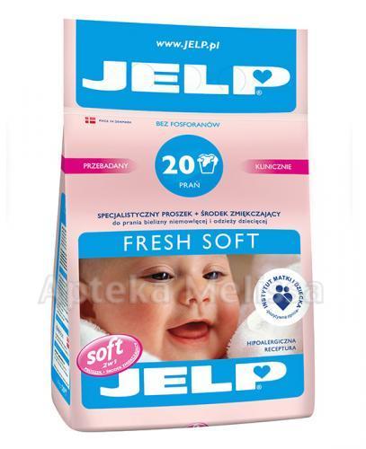 JELP Proszek fresh soft - 1,6 kg - Apteka internetowa Melissa