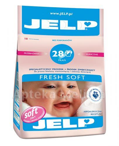 JELP Proszek fresh soft - 2,24 kg - Apteka internetowa Melissa