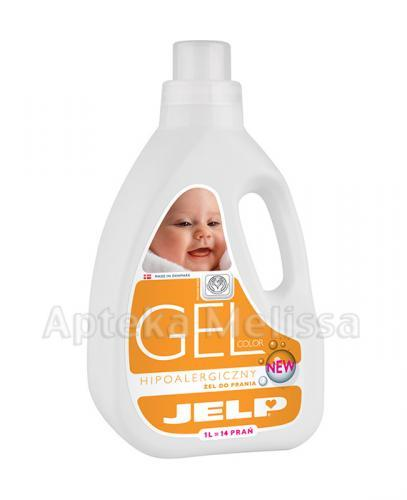JELP Żel do prania color - 1 l  - Apteka internetowa Melissa