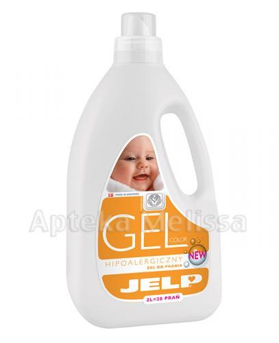 JELP Żel do prania color - 2 l - Apteka internetowa Melissa