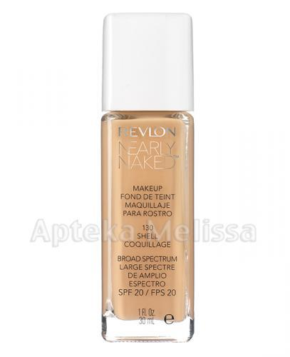 REVLON NEARLY NAKED Podkład do twarzy 130 shell - 30 ml - Apteka internetowa Melissa