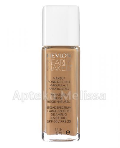 REVLON NEARLY NAKED Podkład do twarzy 170 natural beige - 30 ml - Apteka internetowa Melissa