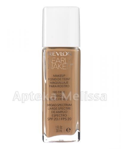 REVLON NEARLY NAKED Podkład do twarzy 190 true beige - 30 ml - Apteka internetowa Melissa