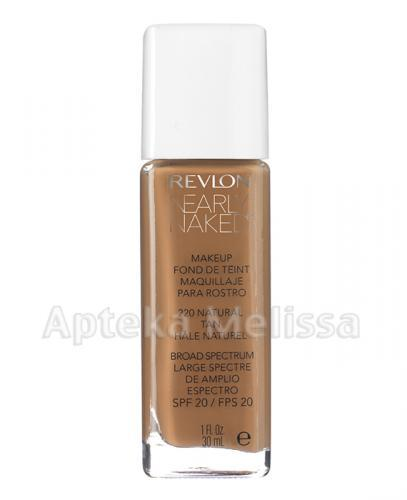 REVLON NEARLY NAKED Podkład do twarzy 220 natural tan - 30 ml - Apteka internetowa Melissa