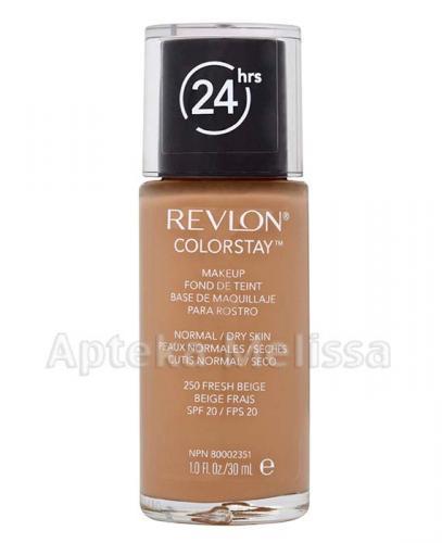 REVLON COLORSTAY Podkład do twarzy do cery normalnej i suchej 250 fresh beige - 30 ml - Apteka internetowa Melissa