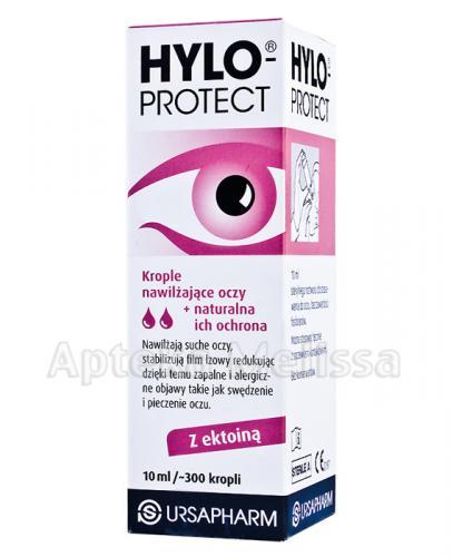 HYLO-PROTECT Krople do oczu - 10 ml