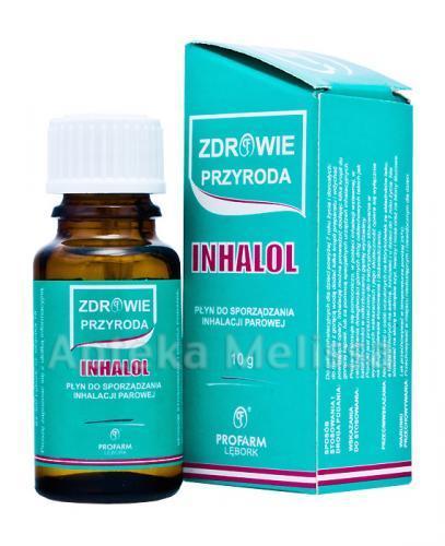 INHALOL Krople do inhalatora - 10 g