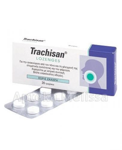 TRACHISAN 8 mg - 20 past. - Apteka internetowa Melissa