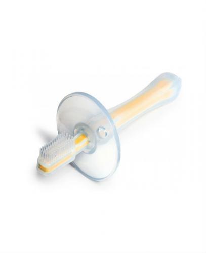 CANPOL Szczotka do zębów z ogranicznikiem 10/500 - 1 szt. - Apteka internetowa Melissa