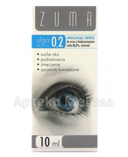 ZUMA Krople 0,2% - 10 ml - Apteka internetowa Melissa