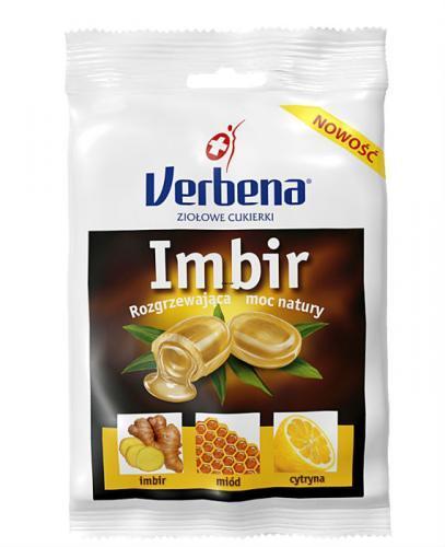 VERBENA Imbir - 60 g - Apteka internetowa Melissa