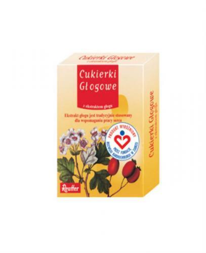 REUTTER Cukierki głogowe - 50 g - Apteka internetowa Melissa