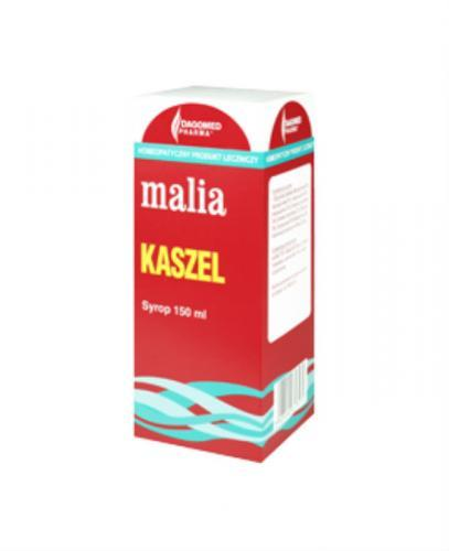 DAGOMED Malia kaszel -  150 ml - Apteka internetowa Melissa